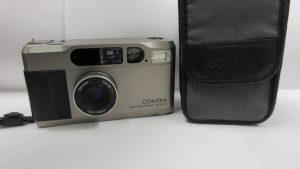 コンタックス CONTAX T2 ゾナー コンパクトフィルムカメラ