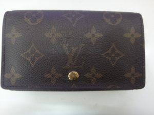 大吉調布店で買取りしたヴィトン(LV)の財布