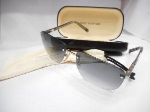 Louis Vuittonのサングラス