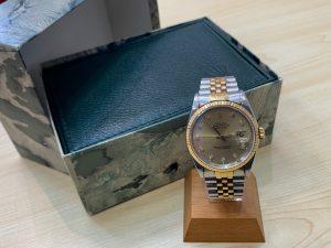 ロレックス デイトジャスト ブランド時計 高級時計 時計 買取 売る 広島 アルパーク