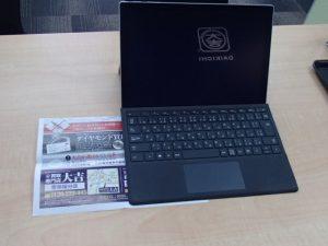 マイクロソフトのタブレットPC・SURFACEをお買取!霧島市の買取専門店大吉霧島国分店です。