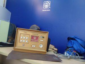 マッサージ機や電気治療器も大吉霧島国分店は高価買取致します!
