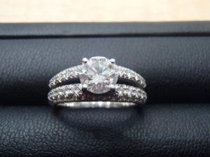 1カラット ダイヤモンドリングをお買取!大吉ゆめタウン八代店