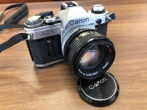 Canon AE-1 0