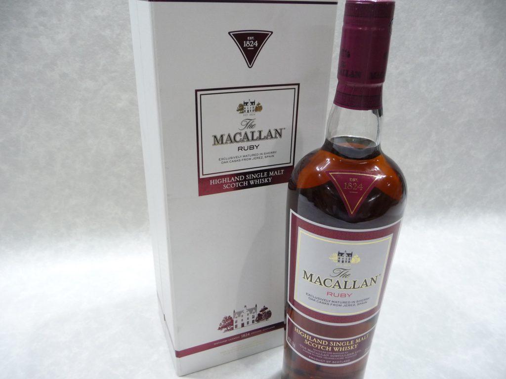 豊田市のウイスキー・マッカラン買取は、大吉豊田店にお任せください★