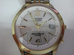 大吉調布店で買取りしたシチズンの時計
