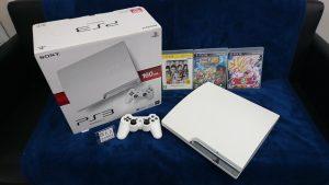 PS3をお買取りです(*'ω'*)🎮✧不要なTVゲーム機はありませんか?ぜひ買取専門店 大吉 仙台黒松店へ✧