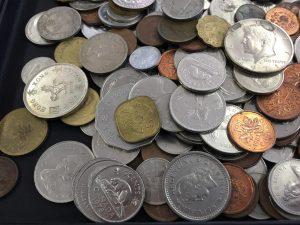 古銭・外国銭もお買取りいたします!買取専門店大吉 あすみが丘BM店です!