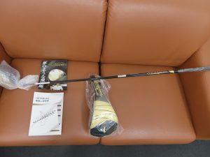 今回はゴルフクラブ ハヤブサビヨンドドライバーを買取りさせて頂きました。