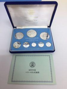 海外銀貨の売却ならイズミヤ西神戸店にお任せ下さい。