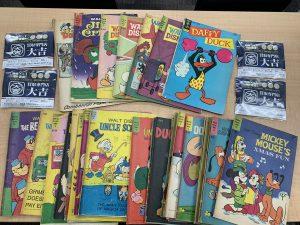 ディズニーのレトロコミック買取!霧島市・買取専門店大吉霧島国分店はコレクション品も買取が強い強い…。