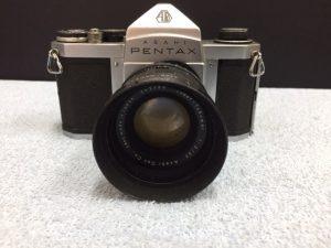 三木からお越しのお客様からカメラをお買取りしました。