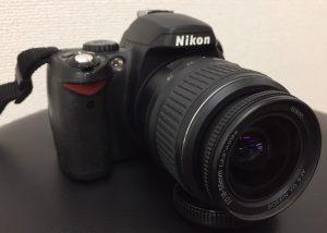 ニコン カメラ D40