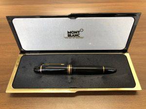 モンブランの万年筆を買取ました!買取専門店大吉MONA新浦安店です。