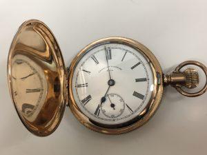 大吉 ゆめタウン筑紫野店では懐中時計も高価買取!!