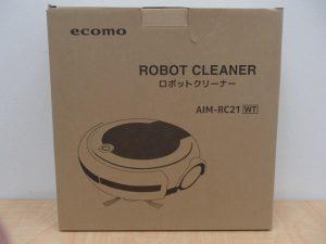 ロボット掃除機 ecomoをお買取り!大吉ゆめタウン八代店