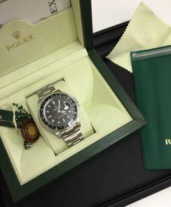 Rolex買取新宿