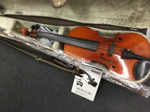 千早赤阪村にお住まいのお客様よりヴァイオリンをお買い取りしました!リサイクルは買取専門店大吉 大阪エコールロゼ店にご相談下さい!