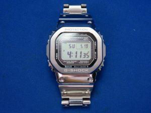 G-SHOCKソーラー電波時計をお買取りさせて頂きました。