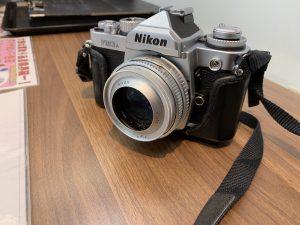 フィルムカメラの名機!ニコンのFM3Aを高価買取!姶良市・買取専門店大吉タイヨー西加治木店は2020年もお客様ファーストを目指しております!