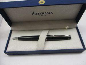 ウォーターマン