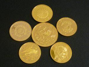 奈良県 金貨 買取 王寺