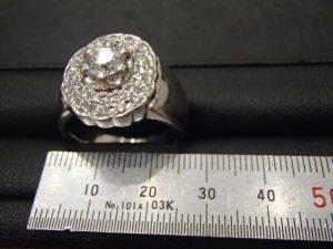 1ct超 ダイヤモンド付きリングをお買取り!大吉ゆめタウン八代店