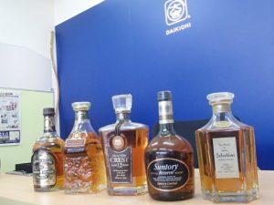 ウイスキーは買取専門店大吉霧島国分店が高く買取致します!