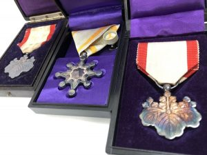 長浜市にお住いのお客様より、勲章をお売りいただきました!買取専門店大吉 西友長浜楽市店です!