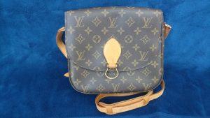 ルイ・ヴィトンのバッグ「サンクルーGM」をお買取りしました!買取専門店 大吉 仙台黒松店✧