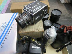 カメラを売却にお持ち頂きました。