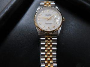 ブランド時計 ロレックスをお買取りさせて頂きました。