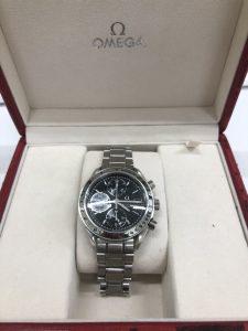 オメガの時計買取りました!福山市、大吉福山蔵王店です。