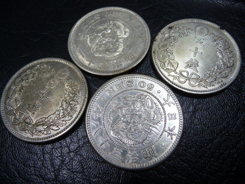 豊田市の古銭や銀貨買取は、大吉豊田店にお任せください★