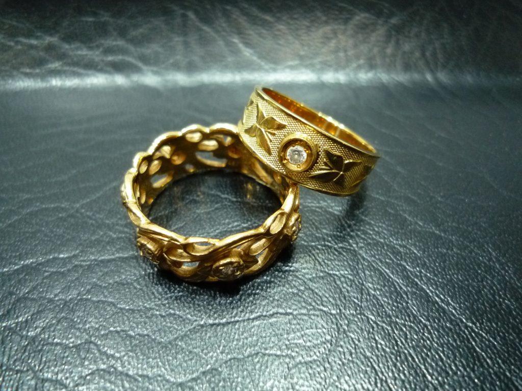 豊田市の金の指輪買取は、買取価格満足度No.1大吉豊田店にお任せください★