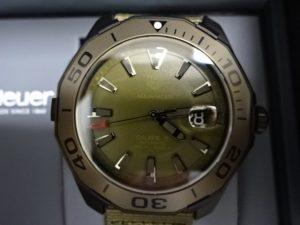 時計(タグホイヤー)の買取も大吉 調布店にお任せ!