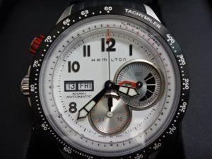 時計(HAMILTON)の買取も大吉 調布店にお任せ!