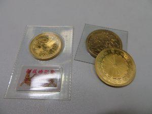10万円金貨・5万円金貨のお買取りなら買取専門店大吉尼崎店がお得です。