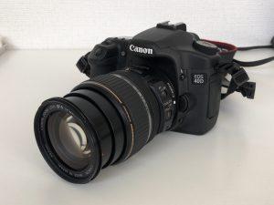 一眼レフカメラお売りください!買取専門店大吉 アルパーク広島店です。