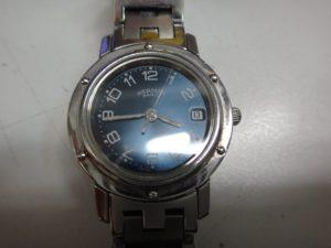 大吉調布店で買取りしたエルメスの時計