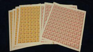 切手シートをお買取りしました!(∩´∀`)∩✧買取専門店 大吉 仙台黒松店です✧