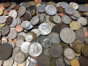 外国銭,買取,醍醐