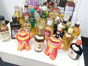 ブランデー・ウイスキーのコレクションもバッチリ高価買取!大吉霧島国分店にお任せくださいね♪