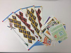 市川市でシートの切手を売るなら『買取専門店 大吉 MONA新浦安店』へ!