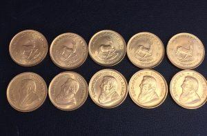 外国のコインも高額で買取します。