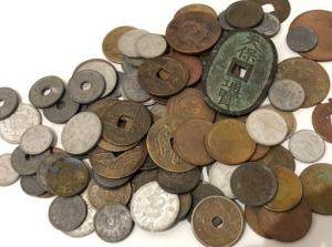 日本古銭・外国銭を売るなら買取専門店【大吉】アルパーク広島店へお任せください!