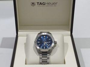 TAG HEUER アクアレーサーをお売りいただきました!時計の買取は買取専門店【大吉】アルパーク広島店!