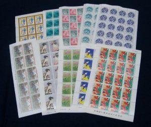 集めていたけど今はもう眺めることがなくなった切手がございましたら、売って今欲しい物を買う軍資金にしてみませんか?