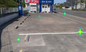 駐車場②-1
