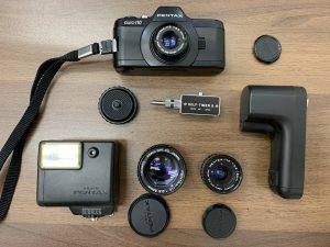カメラ ペンタックス